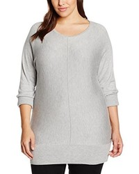 Pull gris Triangle