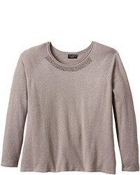Pull gris Via Appia Due