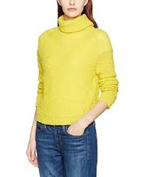 Pull jaune Patrizia Pepe