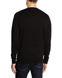 Pull marron foncé Jack & Jones