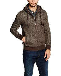 Pull marron camel active