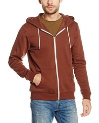 Pull marron New Look