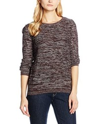 Pull marron Q/S designed by