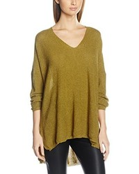Pull moutarde Ange