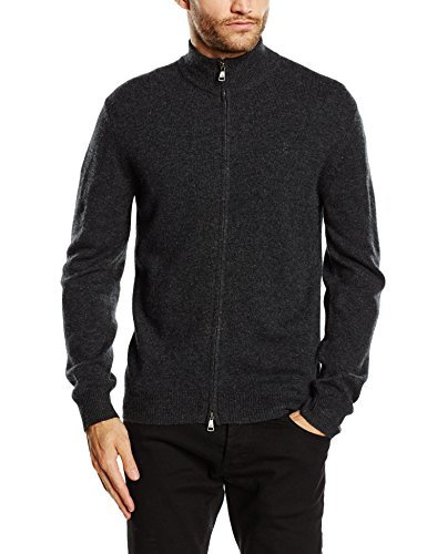 Pull noir Hackett London