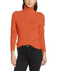 Pull orange Conte Of Cashmere