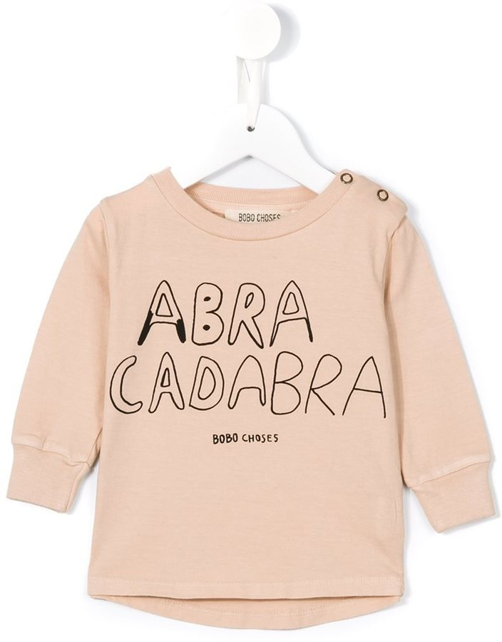 Pull rose Bobo Choses