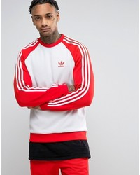 Pull rouge adidas