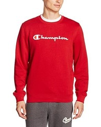 Pull rouge Champion