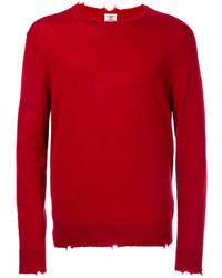 Pull rouge Kent & Curwen