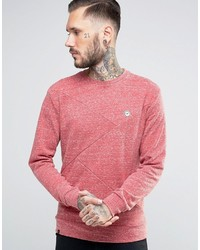 Pull rouge Le Breve