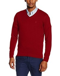 Pull rouge Marc O'Polo