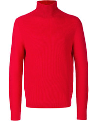 Pull rouge Paul Smith