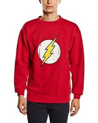 Pull rouge The Flash