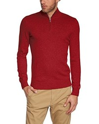 Pull rouge Tommy Hilfiger