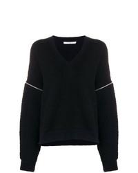 Pull surdimensionné noir Givenchy