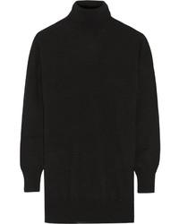 Pull surdimensionné noir Gucci