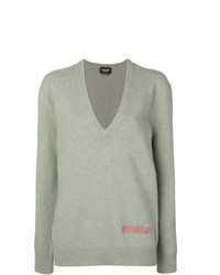 Pull surdimensionné vert menthe Calvin Klein 205W39nyc