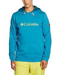 Pull turquoise Columbia