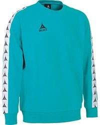 Pull turquoise Select