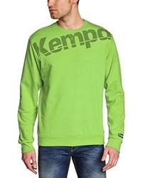 Pull vert menthe Kempa