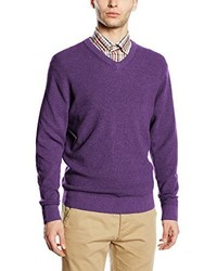 Pull violet Casamoda