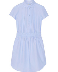 Robe bleu clair