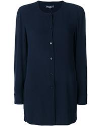 Robe bleu marine Salvatore Ferragamo