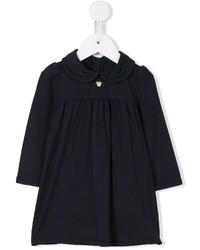 Robe bleue marine Armani Junior