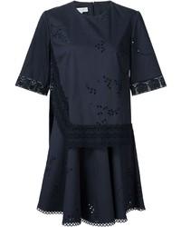 Robe bleue marine Stella McCartney