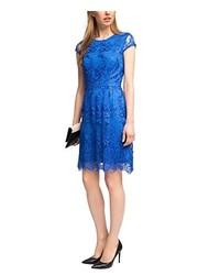 Robe bleue Esprit
