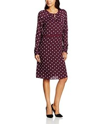 Robe bordeaux Noa