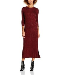 Robe bordeaux Vero Moda