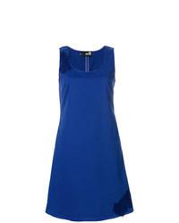 Robe chasuble bleue