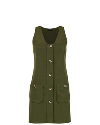 Robe chasuble olive Olympiah