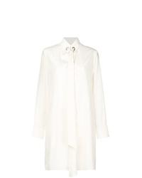 Robe chemise blanche Chloé