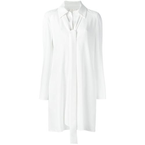 ... Robe chemise blanche Chloé ... c6cdaa636f9