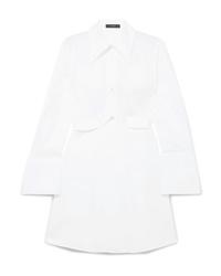 Robe chemise blanche Ellery