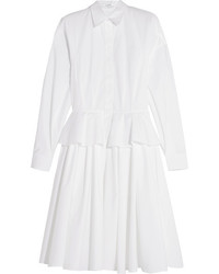 Robe chemise blanche Givenchy