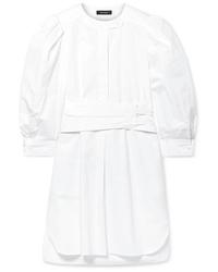 Robe chemise blanche Isabel Marant