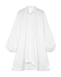 Robe chemise blanche JW Anderson
