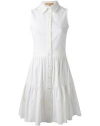 Robe chemise blanche Michael Kors