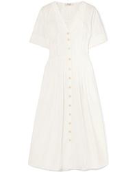 Robe chemise blanche Sea