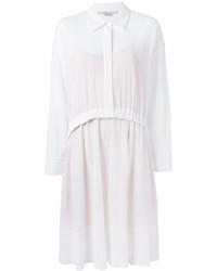 Robe chemise blanche Stella McCartney