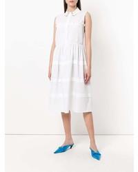 Robe chemise blanche Vivetta