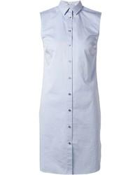 Robe chemise bleu clair Alexander Wang