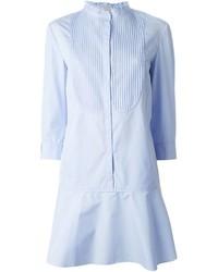 Robe chemise bleu clair Nina Ricci