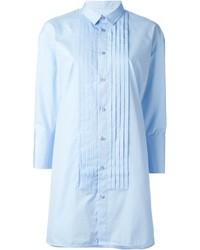 Robe chemise bleue claire original 10215489