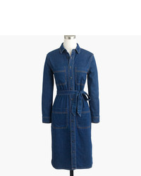 Robe chemise en denim original 10378736