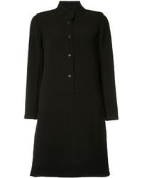 Robe chemise noire A.P.C.